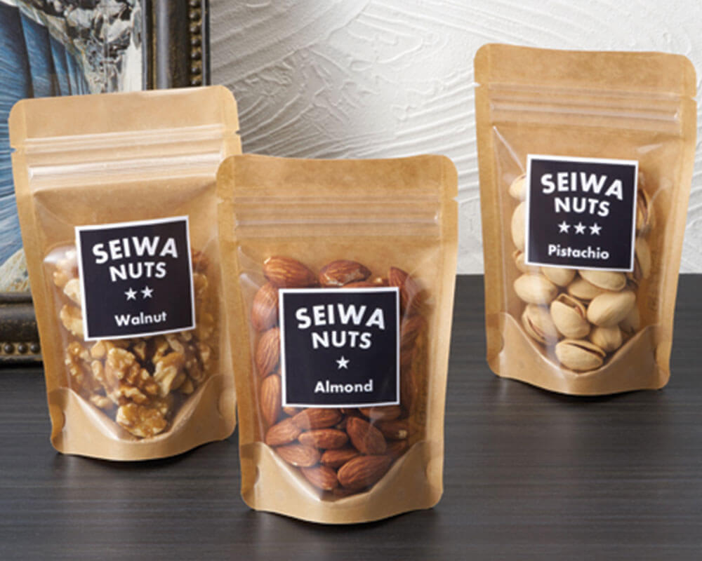 Emballage pour noix de cajoux