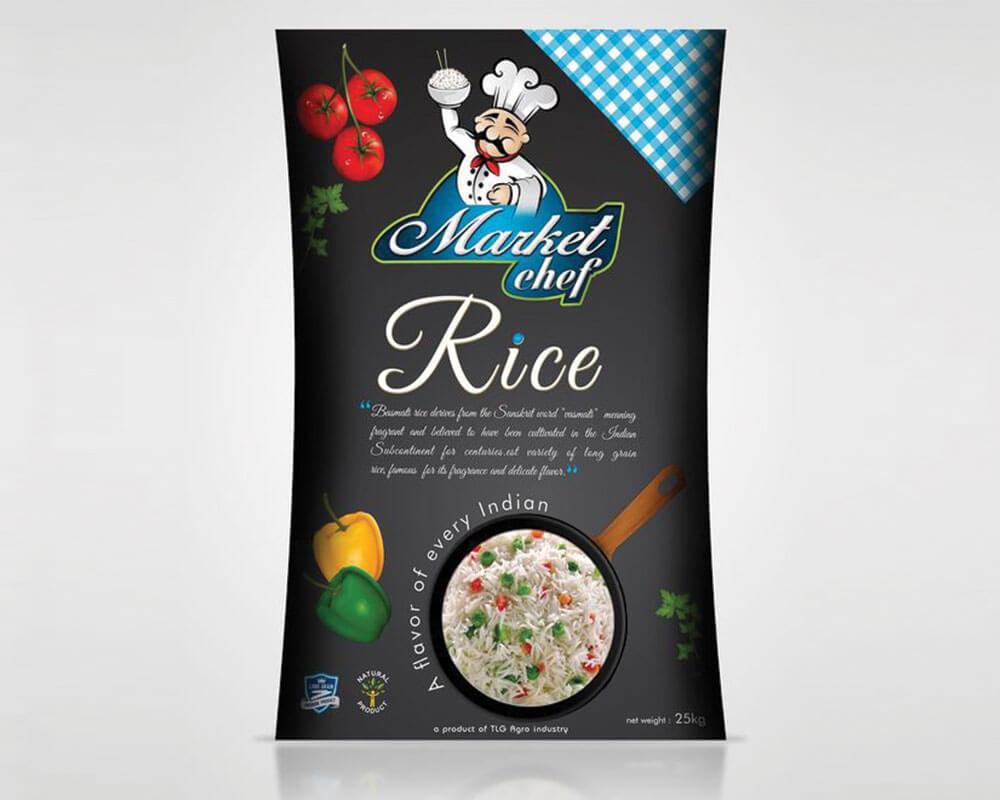 Sachet de riz