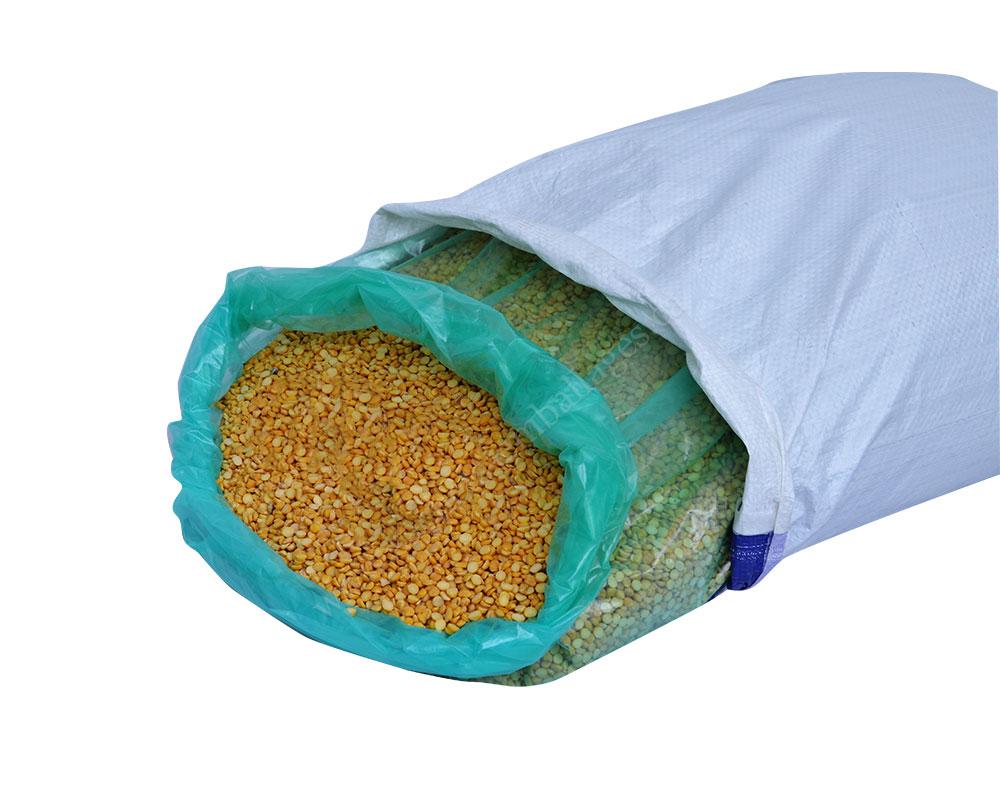 Emballage pour conserver les aliments en grain