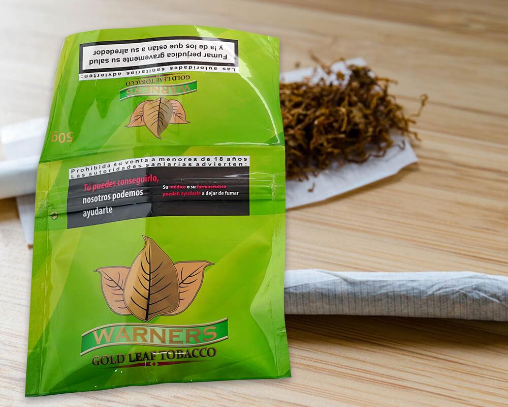 Emballage de tabac