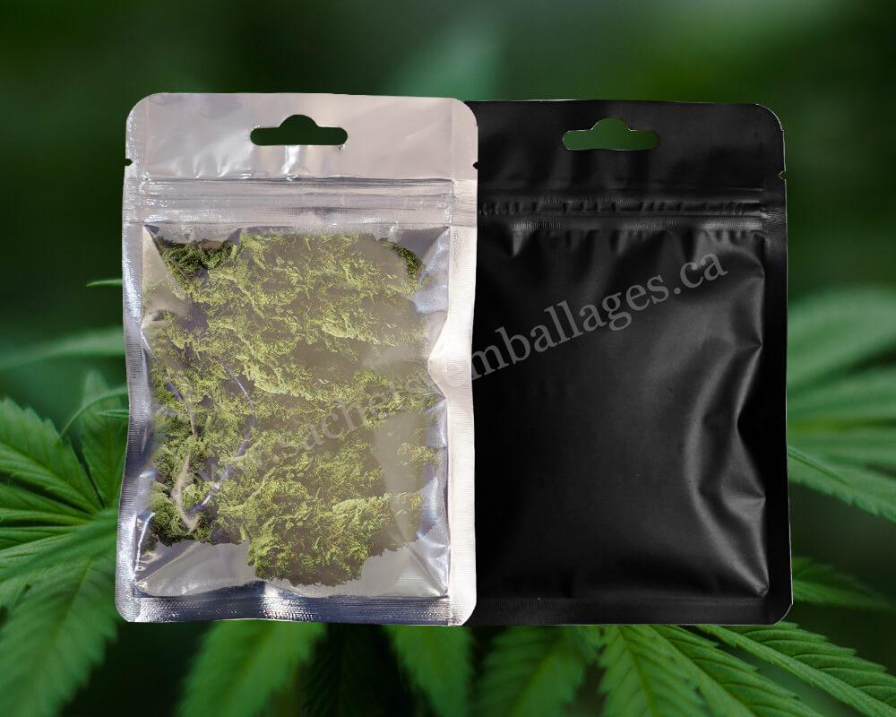 Emballage anti-odeur